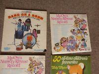 LPs for children ..