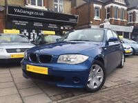 BMW 1 Series 1.6 116i 5dr FINANCE AVAILABLE!! p/x welcome Long MOT, 2 Keys, Very Clean