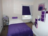 Relaxation Massage and beauty treatments available. Competitively priced.