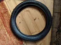 """2 Free bike tyres for FROG 48 bicycle 16"""" wheels"""