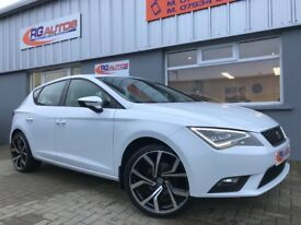 2014 Seat Leon TECHNOLOGY SE TDI **Available On Finance From Just £45 Per Week**