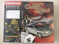 James Bond Scalextric