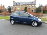 TOYOTA YARIS DIESEL 1.4 T SPIRIT 2004 £30 ROAD TAX A YEAR! ONE OWNER! FSH 12 STAMPS! NO FAULTS! VGC