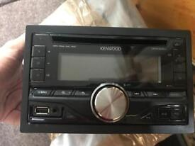 REDUCED Kenwood DPX 305U double din