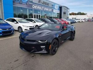 2017 Chevrolet Camaro 2SS CONVERTIBLE PERFORMANCE *DARK EDITION*
