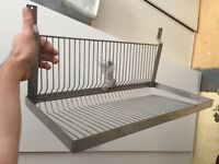 IKEA Grundtal spice rack and dish rack (discontinued)