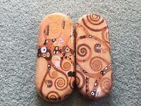 Glasses case (Gustave Klimt)