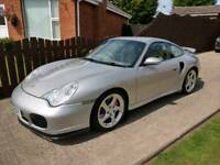 2002 Porsche 911 3.6 Turbo S Tiptronic AWD