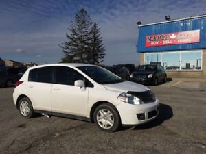 2010 Nissan Versa 1.8 S -  NEW WINTER TIRE PACKAGE INCLUDED