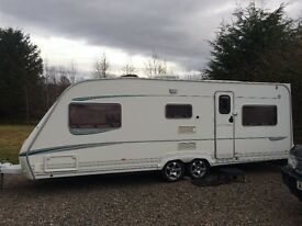 Abbey Spectrum 620 2005 (twin axle, 5 berth)
