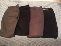 Trouser selection Reiss and Topman