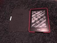 Paper white Kindle
