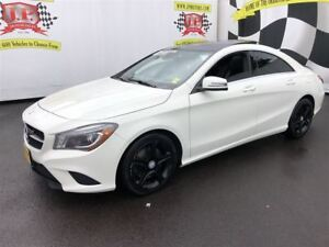 2014 Mercedes-Benz CLA-Class 250, Leather, Panoramic Sunroof, AW
