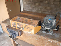 Carpenter's woodworking bench, Good condition, Price drop.