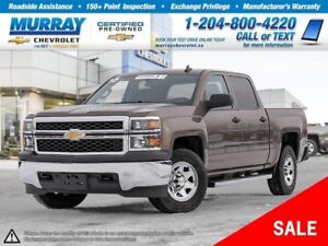 2015 Chevrolet Silverado 1500 *Bluetooth, OnStar, Satellite Radi