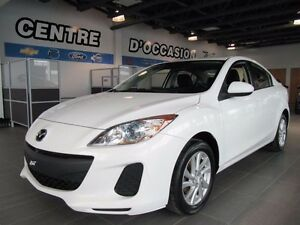 2012 Mazda MAZDA3 GS-SKY (MANUELLE A/C)
