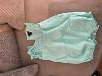 Girls summer jumpsuit 12/18 months