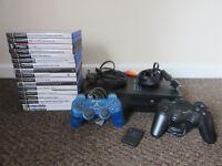 Consol PS2 - SET