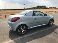 VAUXHALL TIGRA excellant condition, only one owner