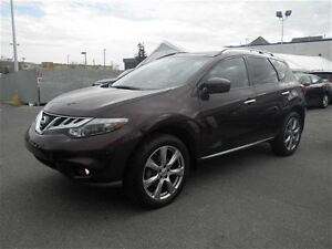 2014 Nissan Murano Platinum  AWD  Heated Leather  Loaded
