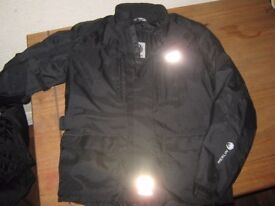 MERLIN MOTORBIKE JACKET AS NEW CONDITION SIZE LARGE
