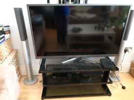"For Sale! Supurb 55""Hitachi flatscreen tv"