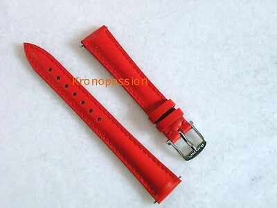 Blancpain Rubber Strap 15mm with Blancpain Stainless Steel Buckle OEM New !