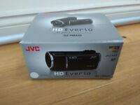 JVC hd camcorder everio