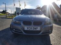 BMW 3 Series 2.0 318d Exclusive Edition 2011 FSH £3895 ONO – IDEAL FAMILY CAR or FIRST CAR