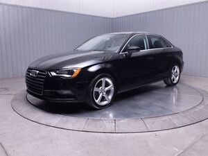 2015 Audi A3 1.8 TURBO CUIR TOIT MAGS
