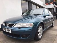 Vauxhall Vectra 2.2 DTi 16v CDX 5dr PARTS & LABOUR WARRANTY