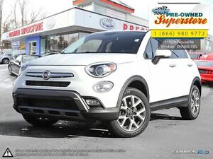2016 Fiat 500X Trekking **LEATHER**