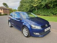 2012 62 VOLKSWAGEN POLO MATCH 85 1.4 5 DR * ONE LADY OWNER * FSH * T/BELT DONE *