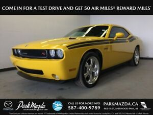 2010 Dodge Challenger R/T - Heated Front Seats, A/C, HEMI