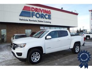 2016 Chevrolet Colorado LT Crew Cab 4x4, 16,337 KMs, 3.6L V6 Gas