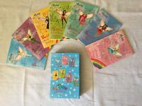 Collection of fairies books