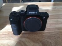 Sony A7Rii m2 (+batteries and strap)