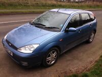 DIESEL WORKHORSE CHEAP REPEAT-CHEAP 02 FOCUS 1-8 BOMB PROOF, DRIVES REALLY NICELY. READ ALL AD £495