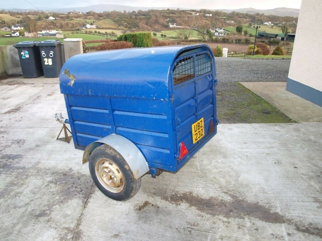 Dog Trailer / Car Transporter For Sale | in Newry, County Down | Gumtree