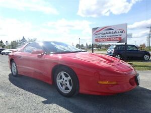 1995 Pontiac Firebird TRANS AM! AUTO! LIKE NEW!
