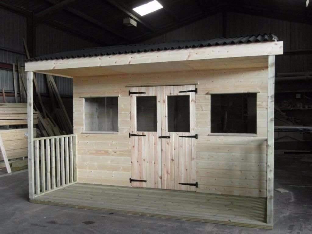 midmar timber quality garden sheds dog kennels log stores sleepers bark - Garden Sheds Gumtree