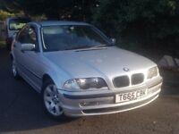For sale bmw 318 i e46 550£