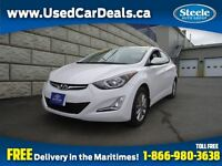 2015 Hyundai Elantra SE Sunroof Htd Seats Alloys Cruise