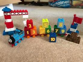 Mega Blocks Thomas the Tank Engine set