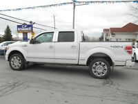 2010 Ford F-150 4 x 4 Platinum