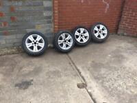 BMW wheels 16s