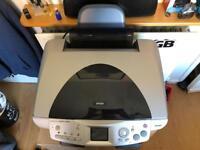Epson Stylus Printer Scanner RX620
