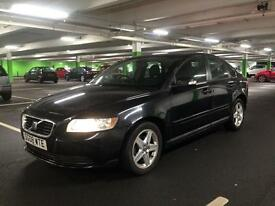 volvo s40 s 1.8 petrol service history 1 years mot 2008 plate may take cheap part ex swap