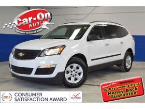 2017 Chevrolet Traverse 8 PASSENGER REAR CAM TOW PKG LOADED ONLY