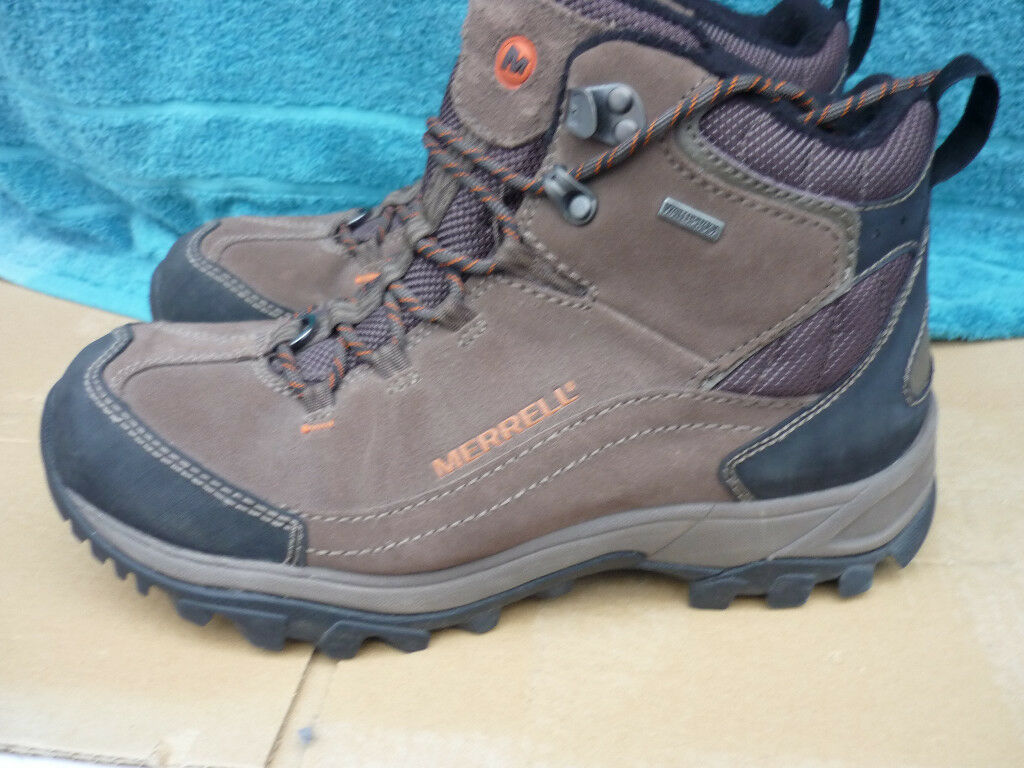 296cd2a78fa Merrell Norsehund Omega Mens Hiking Boots. Insulated/Waterproof. | in  Dalgety Bay, Fife | Gumtree